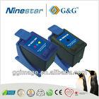 Ninestar remanufacturd printer compatible for hp 802 ink cartridge