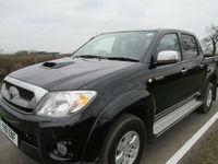 2011 Toyota HILUX HL3 4X4 DBC /EURO 4 2.5 4dr
