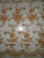 2013ที่มีคุณภาพสูงลูกไม้ฝรั่งเศสafricanการออกแบบที่นิยมลูกไม้ฝรั่งเศสafricanp2310ทอง