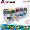 Factory offer PFI-102 compatible ink cartridge for importer