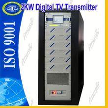 2KW DVB-T Digital digital tv transceiver digisenders D3