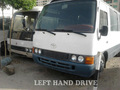 Toyota coaster bus diesel( lhd) diesel, 808210