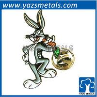 custom high quality Looney Tunes speedy gonzales lapel pin