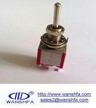 KN1-203 double pole toggle switch