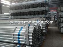 galvanized metal fence posts