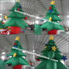 TOP indoor/outdoor inflatable christmas tree