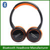HD stereo sound bluetooth design V3.0 smart phone headset