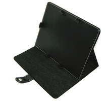 "Black Magic PU Leather Case 9.7"" Multi-Angle"