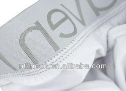 2014 fashion Underwear elastic jacquard Elastic