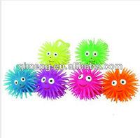 kids yoyo puffer toys 2014 hot selling zorb balls