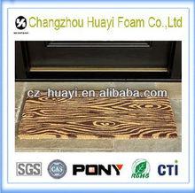 100%nylon soft custom welcome door mat