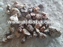 90% dead burned magnesite ball 0-40mm
