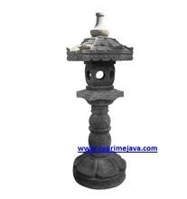 BALI STONE GARDEN LAMP BSG14