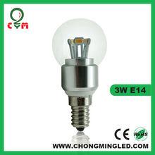 2013 hot sale c35 led bulb e14