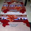 100% Polyester Fashion Big Flower Design Flannel Velevt Fabric Super Soft Fleece Blanket Fabric SJ-FNL-JL-22