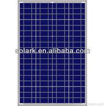100W Polycrystalline portable solar panel OEM to UK Japan Europe with UL TUV CE