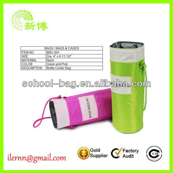Warm reception and Quick sale bottle cooler bag