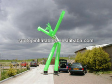 Advertising inflatable air dancer dancer with high quality