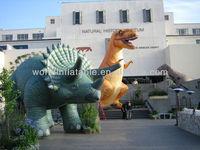 2013 hot sale inflatable dinosaur costume