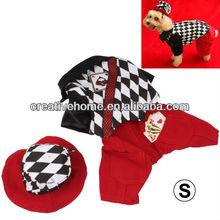 Stylish Magician Style Dog Coat Autumn / Winter Clothes Set