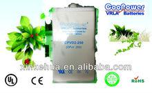 Shen Zhen Battery OPZV(GEL) 2V250AH Solar Battery