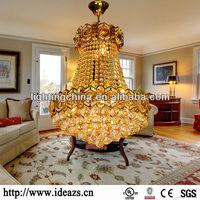 2013 Decoration rock crystal chandelier C98196