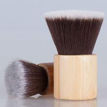 flat top kabuki powder/foundation/blusher makeup brush
