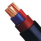 power cable, wth copper core, XLPE cable, low voltage 0.6/1KV cable, PVC/PE sheath