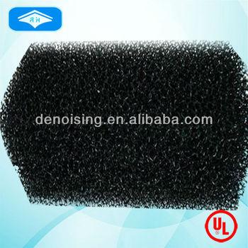 Fireproofing PU mateial reticulated aquatic filter foam