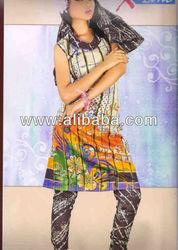 Pinnacle Textiles' Jetpur printed salwar suit
