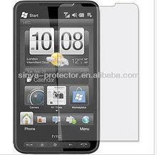 cheap price clear matte anti-scratch screen protector film for htc hd2