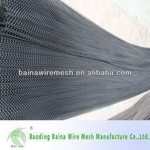 Exterior Facades Decoration Metal Mesh/Metal Decoration Mesh Fence/Exterior Protection Woven Wire Mesh