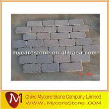 Garden decorative paving stone in granite
