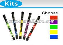 Popular disposable e-cigarette e hookah shisha pen.Good taste disposable e-cigarette with diamond tip and many flavors.