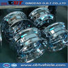 22.5 chrome plating aluminum truck wheel