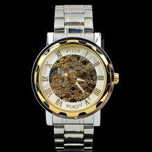 Mechanical Mens Wrist Watch paypal by foksy