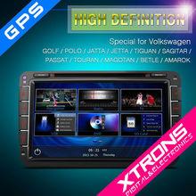"PF81MTV: 8"" Special Car DVD Player for Volkswagen GOLF / JETTA / PASSAT / SCIROCCO / TOURAN / TIGUAN"