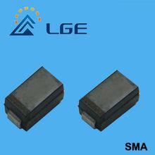 1W 5.6V SMD zener diodes 5% tolerance