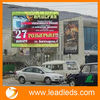 china supplier professional manufacture IP65 outdoor LED advertising display billboard