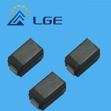 1W 7.5V SMD zener diodes 5% tolerance