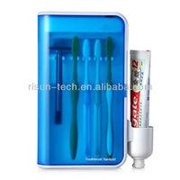RST2042 wall mounted UV light toothbrush sanitizer