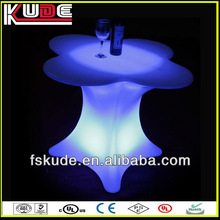 Hot sell LED pool Table/LED coffee table/LED night club table