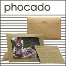 Innovative custom frame in invitation cards combination envelope