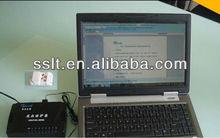 anti-theft alarm device for laptop