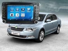 special car dvd android gps ipod navigation system for SKODA OCTAVIA II 2005-2010 car radio