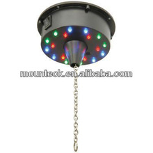 """M-40 leds disco mirror ball motor for 20"""" disco ball mirror with RGBW led lights the new product in china"""