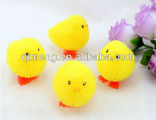 small cute squeeze chicken toys tpr materials hot sale