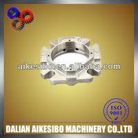 a380 aluminum cnc machining medical parts aluminum cnc mechanical crankcase parts