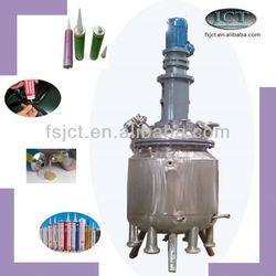reactor for epoxy resin