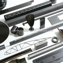 Auto Muffler of CFRP Pipe (light weight, high strength)